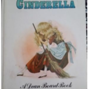 The Wonderful Story Of Cinderella Book 1979 Rare